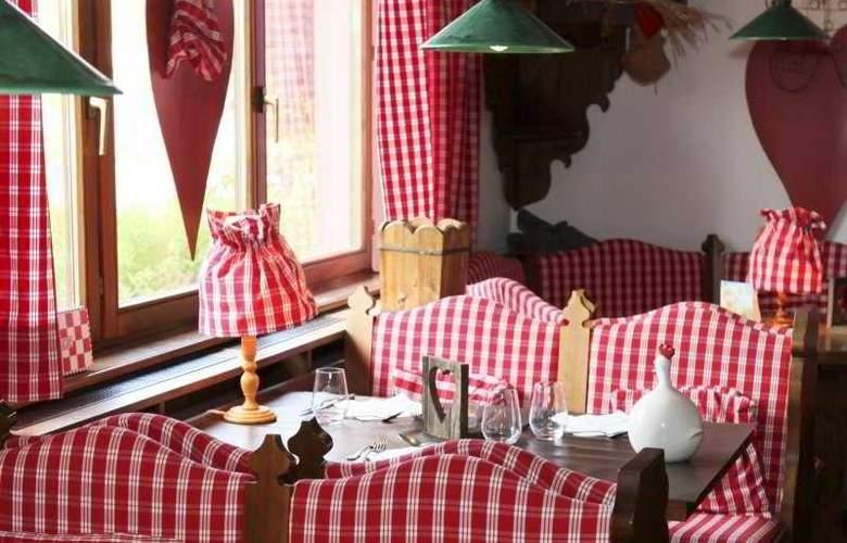 Le Verger Des Chateaux - Restaurant - 2