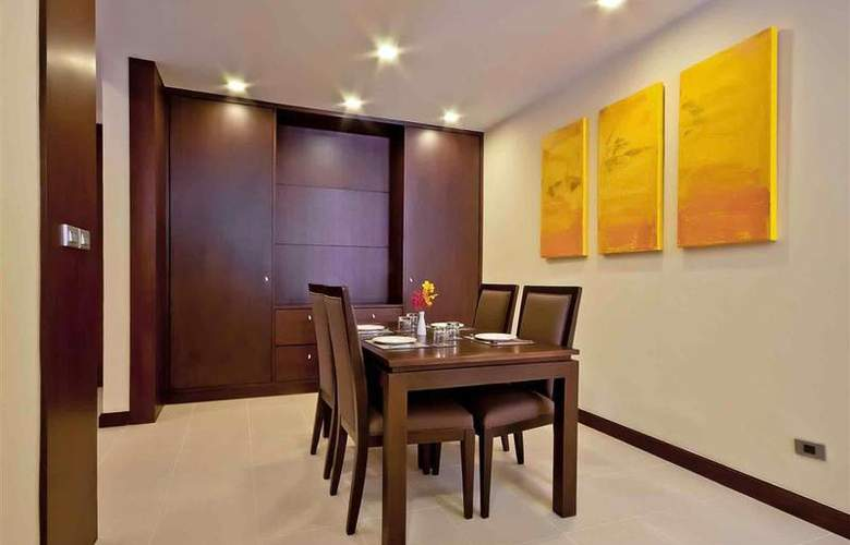 Grand Mercure Bangkok Asoke Residence - Room - 39