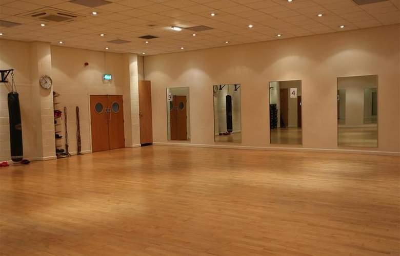 Best Western Park Hall - Room - 219