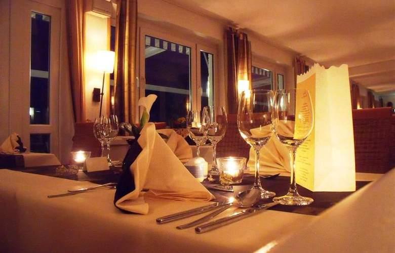 Best Western Hanse Hotel Warnemuende - Restaurant - 71