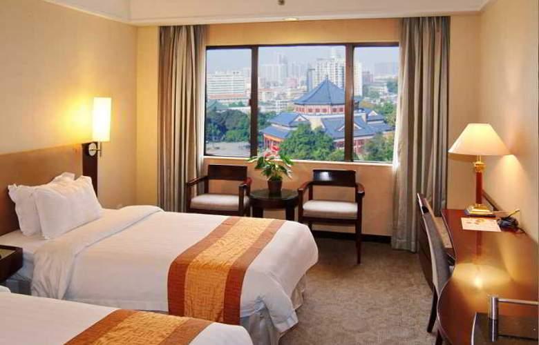 GuangDong Hotel - Room - 5