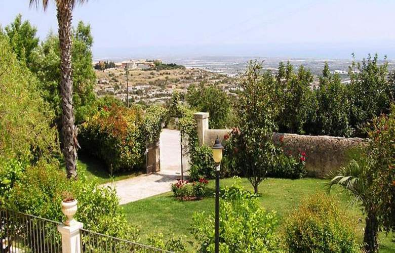 Villa Principe Di Belmonte - Terrace - 7