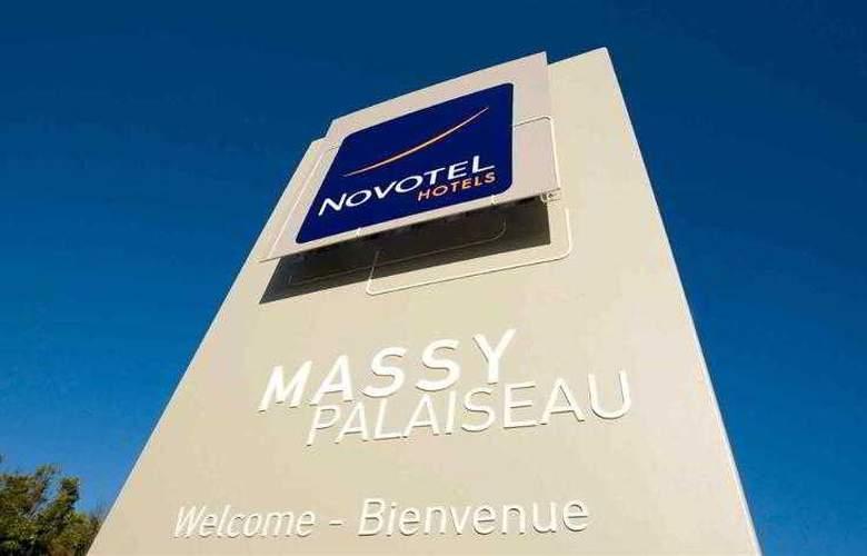 Novotel Massy Palaiseau - Hotel - 18