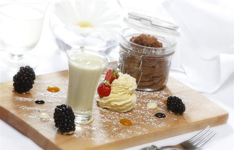 Best Western Strathaven Hotel - Restaurant - 62