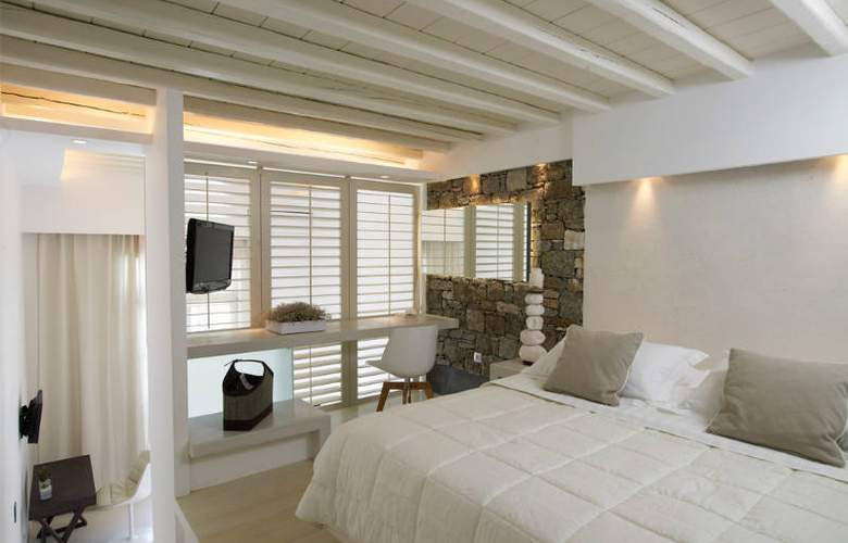 Semeli Hotel - Room - 4