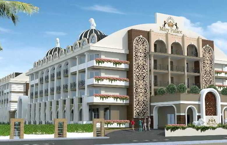 Mary Palace Resort & Spa - Hotel - 0