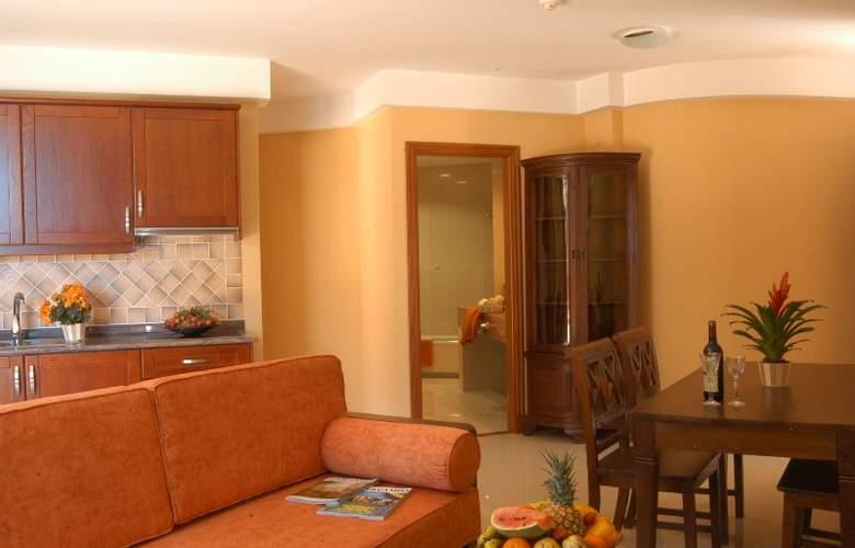 Galeon Hotel Apartamentos - Room - 2