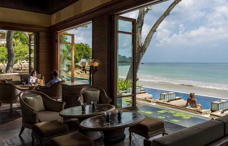 Four Seasons Resort Bali at Jimbaran Bay - Restaurant - 6