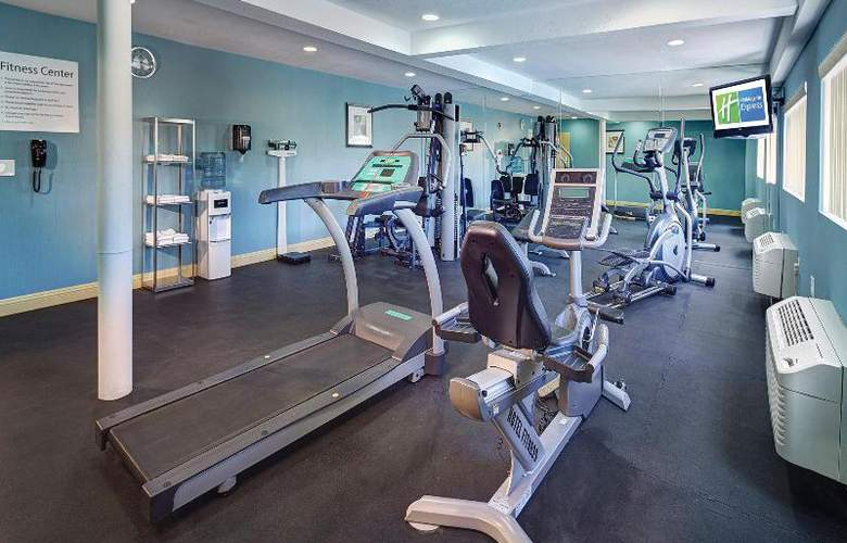 Holiday Inn Express San Diego South Bay - Sport - 15