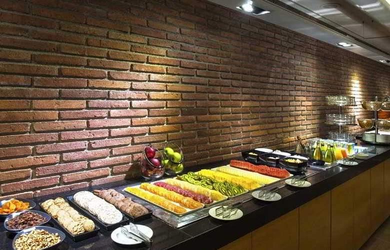 Silken Ramblas - Restaurant - 19