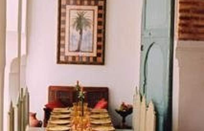Riad Herougui - Restaurant - 5