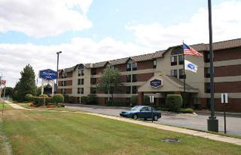 Hampton Inn Detroit/Dearborn - Hotel - 0