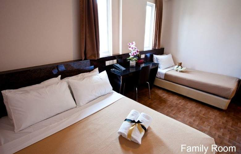 Fragrance Hotel - Emerald - Room - 12