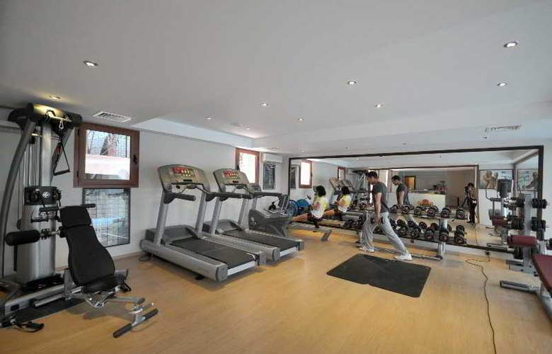 Pasabey Hotel - Sport - 8