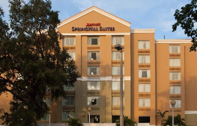 Springhill Suites Fort Lauderdale Airport - Hotel - 1