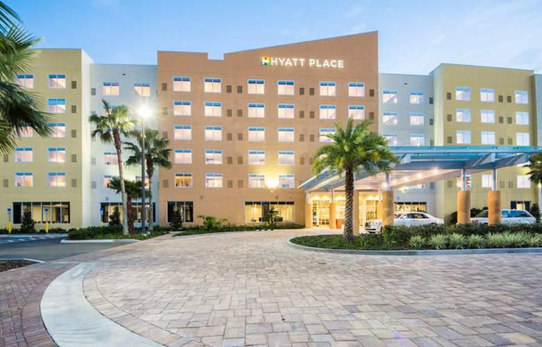 Hyatt Place Orlando/Lake Buena Vista - Hotel - 0