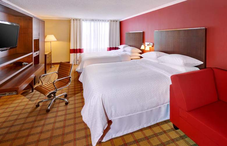 Four Points by Sheraton Toronto Mississauga - Room - 2