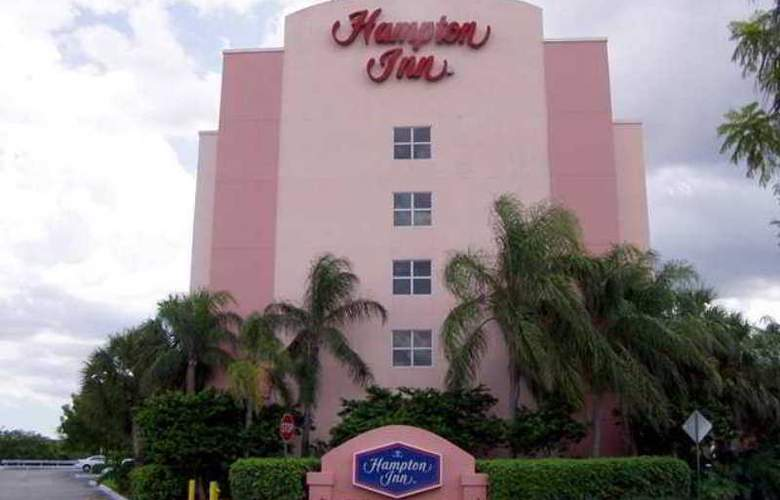 Hampton Inn Ft. Lauderdale West Pembroke Pines - Hotel - 6