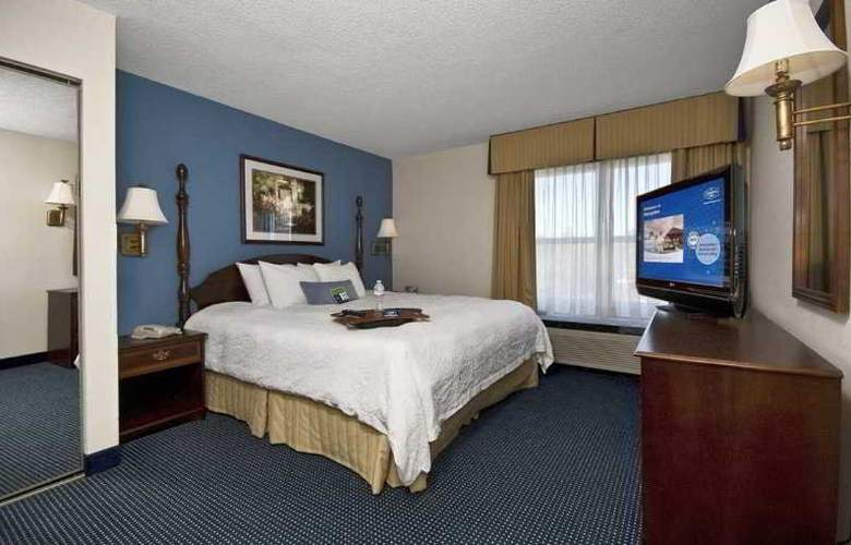 Hampton Inn & Suites Raleigh-Cary I-40 RBC - Room - 6
