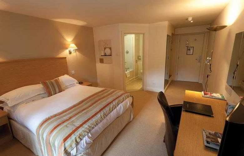 Best Western Mosborough Hall - Hotel - 30