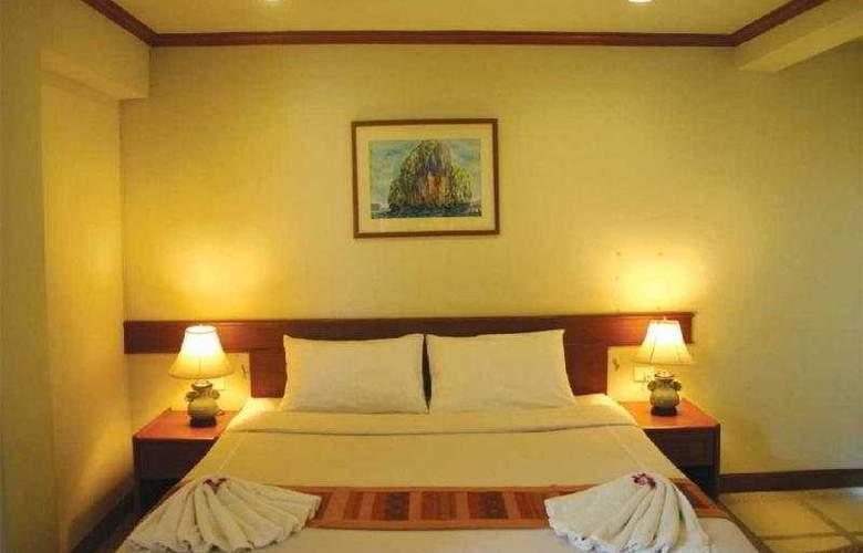 Krabi City Seaview Hotel - Room - 3