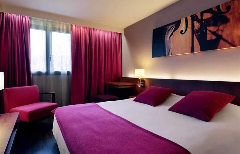 Mercure Perpignan Centre - Room - 19