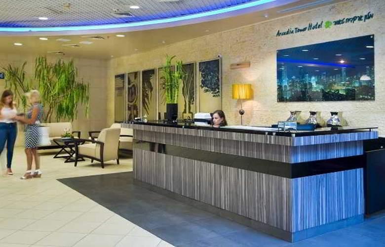 Arcadia Tower Hotel Tel Aviv - General - 4