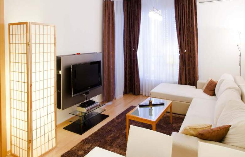 One Bedroom Apartment City Star - Room - 25