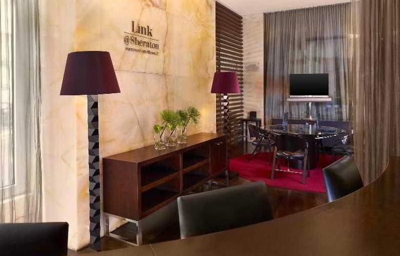 Sheraton Lisboa and Spa - Hotel - 20