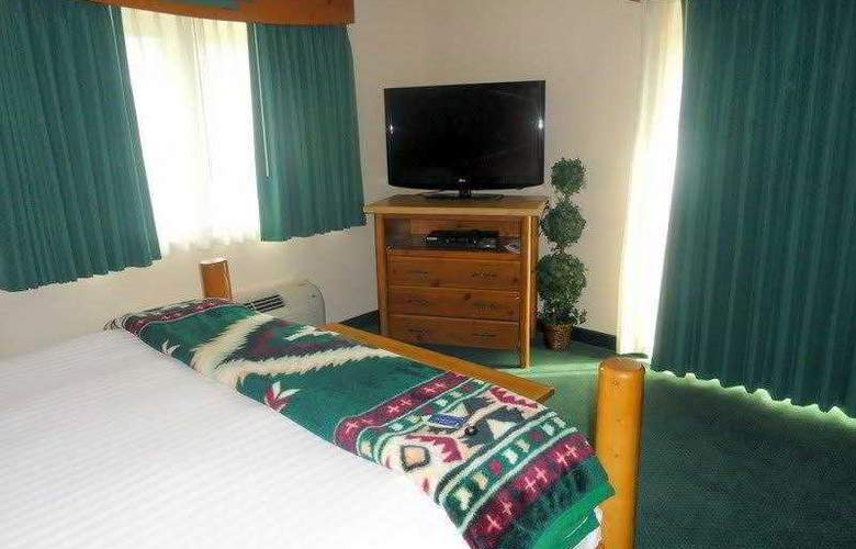 Best Western Plus Kentwood Lodge - Hotel - 10