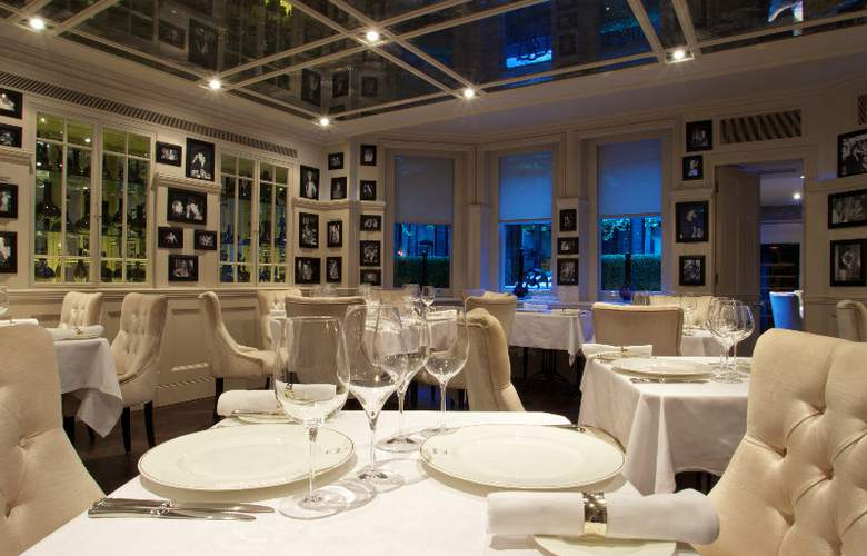 No.11 Cadogan Gardens - Restaurant - 11