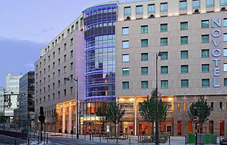 Novotel Paris Centre Gare Montparnasse - Hotel - 64