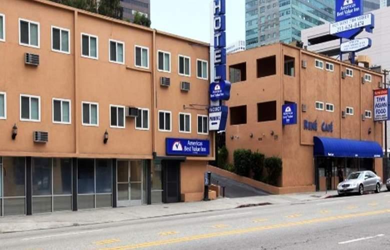 Americas Best Value Inn Los Angeles Downtown - Hotel - 1