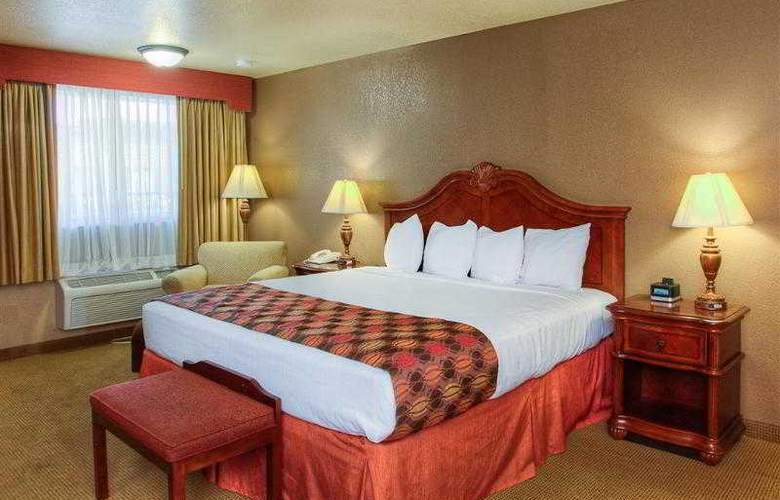 Best Western Foothills Inn - Hotel - 44