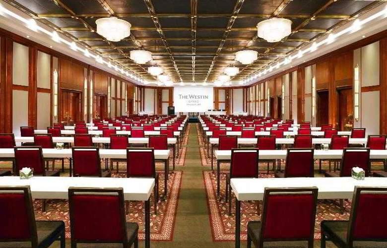 The Westin Grand Frankfurt - Hotel - 21