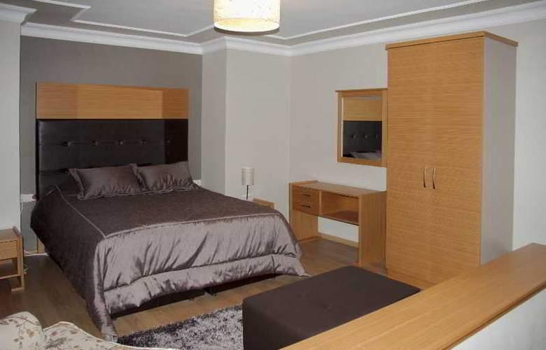 Cihangir Ceylan Suite Hotel - Room - 7