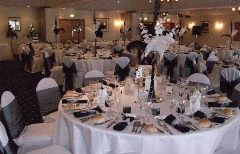 Best Western Bentley Leisure Club Hotel & Spa - Hotel - 86