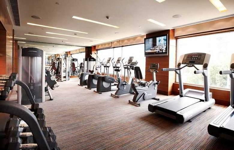 Crowne Plaza Gurgaon - Sport - 6