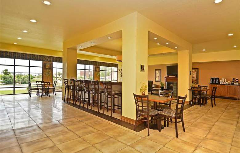 Best Western Plus Christopher Inn & Suites - Restaurant - 193