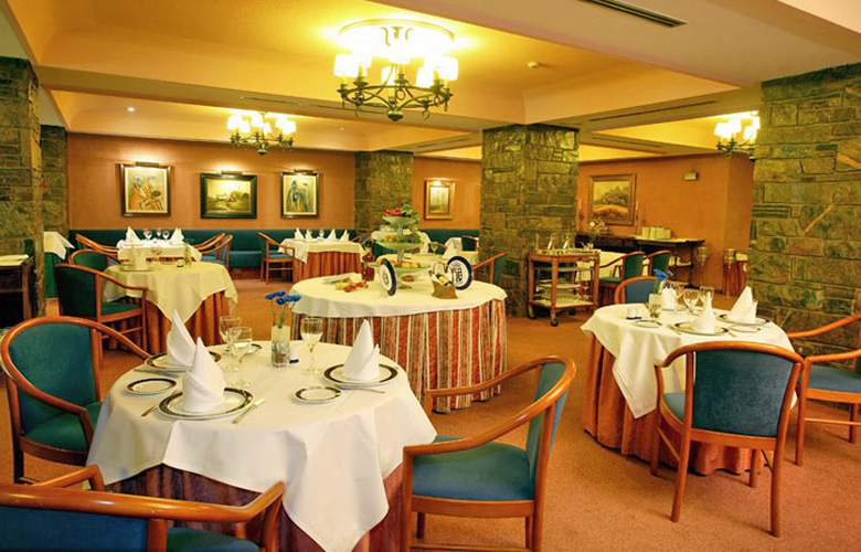 Gran Hotel Lugo - Restaurant - 7