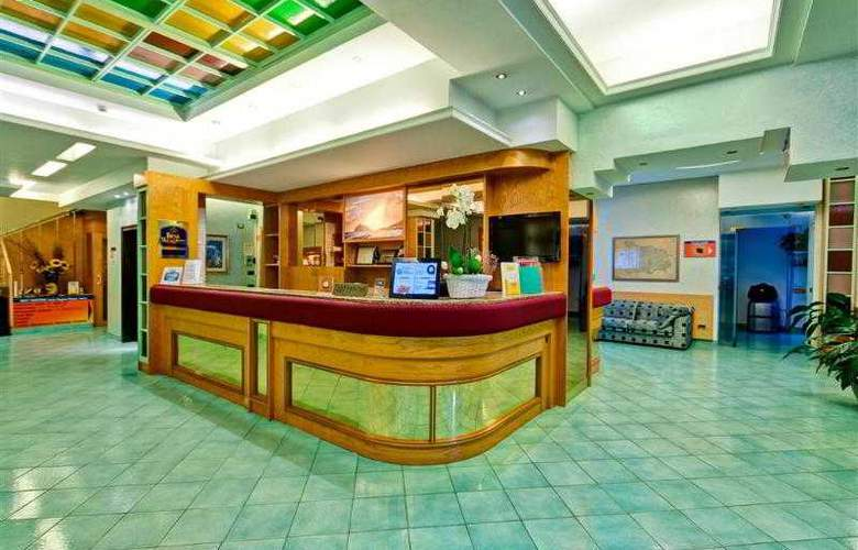 Best Western Regina Palace Terme - Hotel - 39