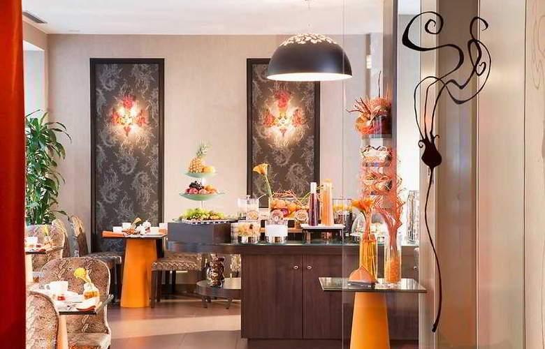 Elysees Bassano Hotel - Restaurant - 9