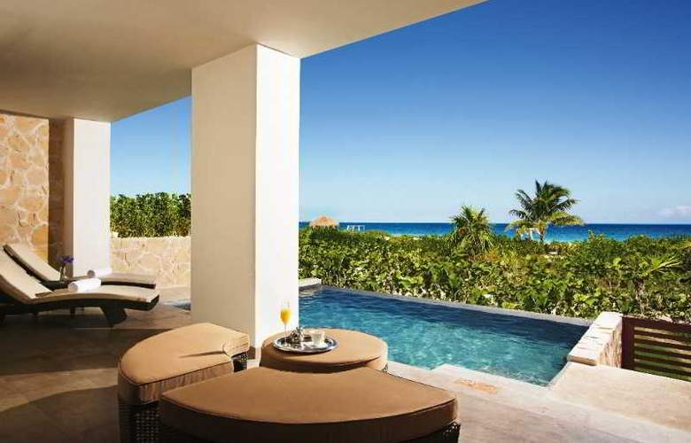 Amresorts Secrets Playa Mujeres Golf & Spa Resort (+18 AÑOS) - Terrace - 37