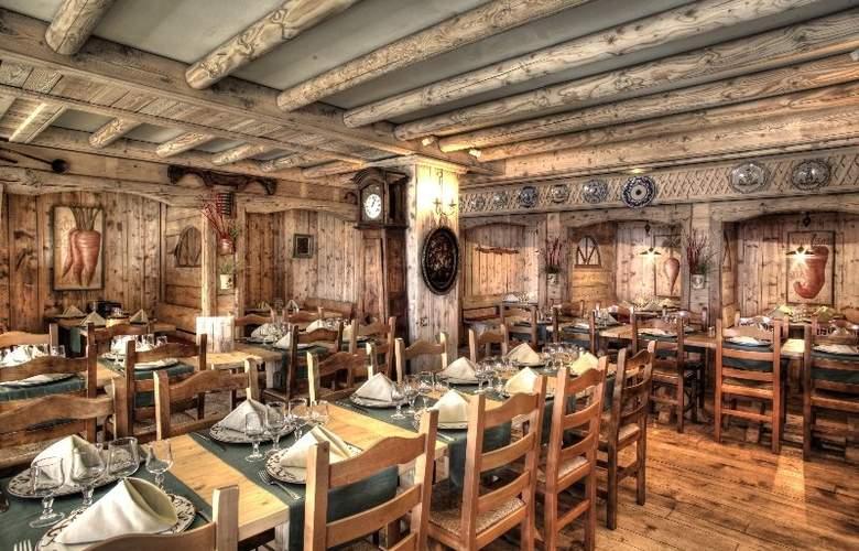 Suites du Montana - Restaurant - 9