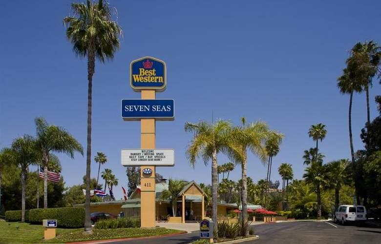 Best Western Seven Seas - Hotel - 27