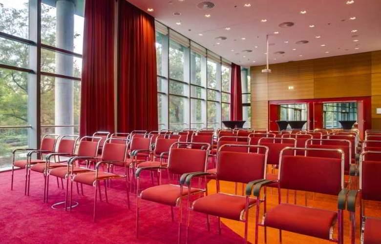 Radisson Blu Hotel Frankfurt - Conference - 7