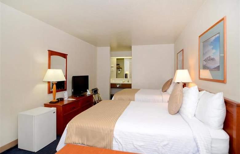 Best Western Airport Inn - Room - 54