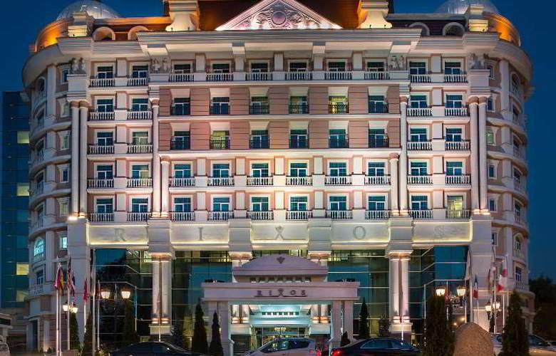 Rixos Almaty - Hotel - 10