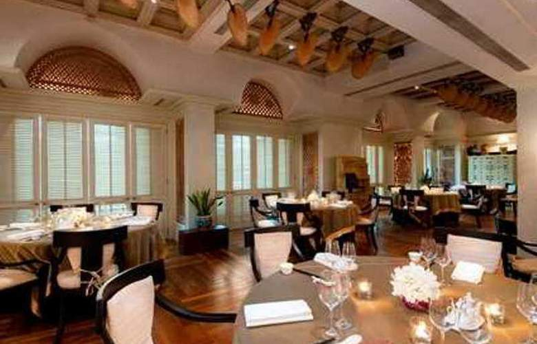 Hilton Mumbai International Airport - Restaurant - 6