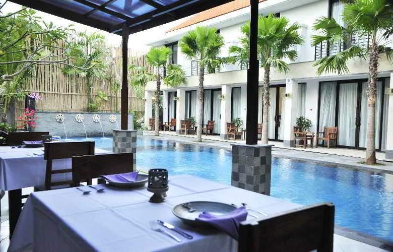 Puri Maharani Boutique Hotel & Spa - Restaurant - 8